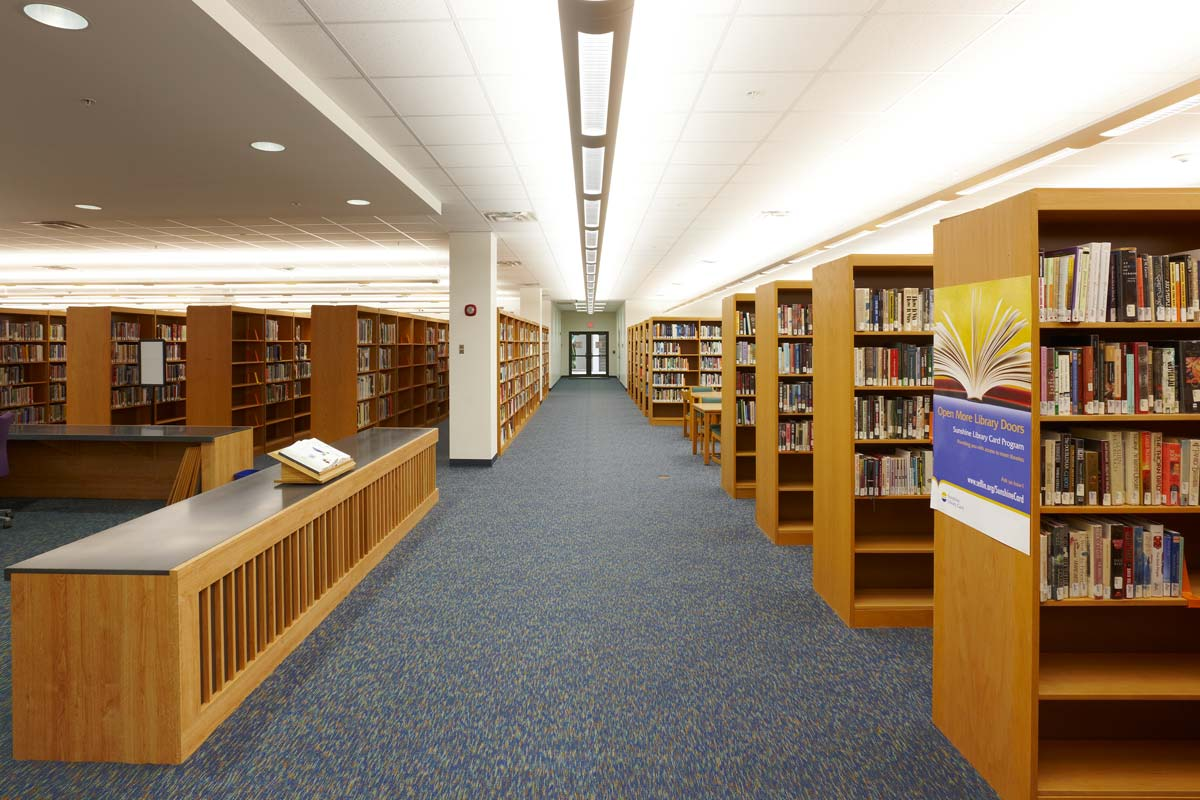Palm Beach State College Library Learning Center - Hedrick Kirco ...